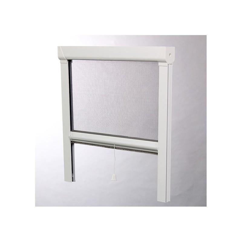 achat store moustiquaire enroulable alu pour fen tre pas cher. Black Bedroom Furniture Sets. Home Design Ideas